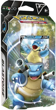 Blastoise V Battle Deck - Pokemon TCG Online Codes