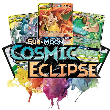 Cosmic Eclipse - Pokemon TCG Codes Online