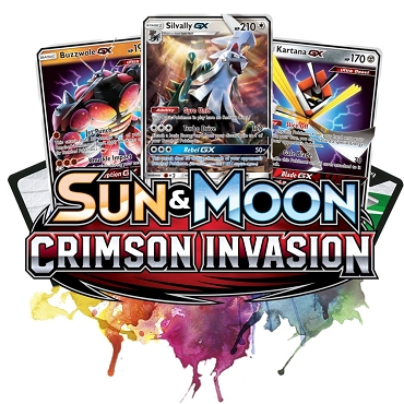Crimson Invasion - Pokemon TCG Codes Online