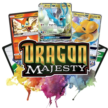Dragon Majesty - Pokemon TCG Codes Online