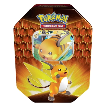 Raichu GX Deck - Pokemon TCG Codes
