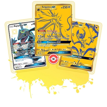 Solgaleo-GX Premium Powers Collection - Pokemon TCG Codes