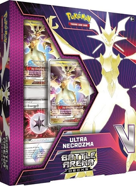 Ultra Necrozma GX - Battle Arena Deck - PTCGO Codes