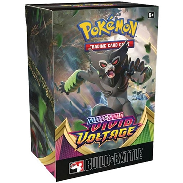 Vivid Voltage Pre Release Promo Kit - Pokemon TCG Codes